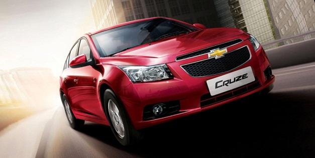 New Chevrolet Cruze - 001