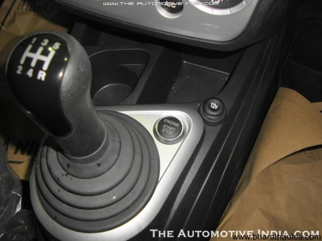 2013 Ford Figo - Start-Stop Button or Push Start Button