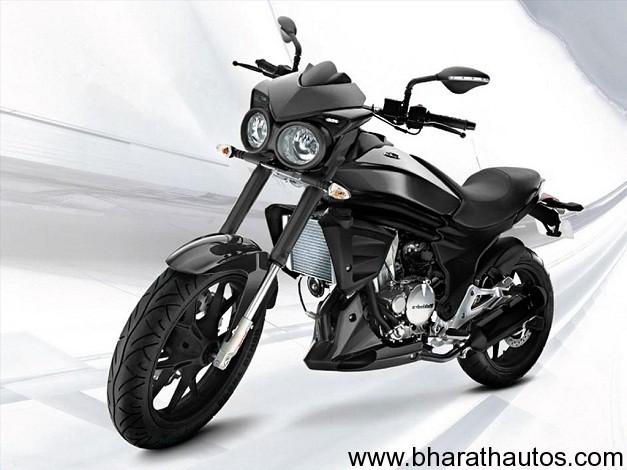 Mahindra Mojo 300cc motorcycle