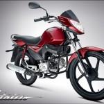 Mahindra Stallio 110cc motorcycle