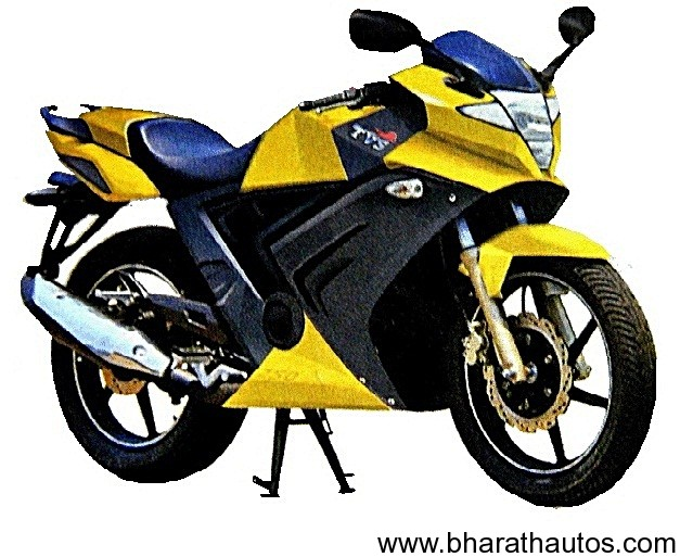 Tvs Motors Promised To Launch Bigger Rtr S By 2014 15
