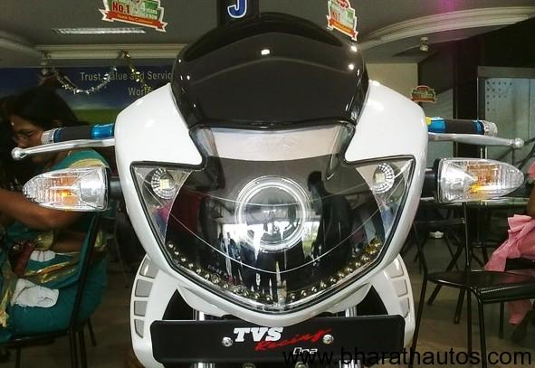TVS Apache Racing DNA Edition
