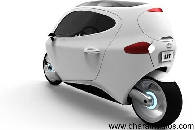 A Hybrid Motorbike Car Lit C 1 To Be On Sale By End 2014 Bookings