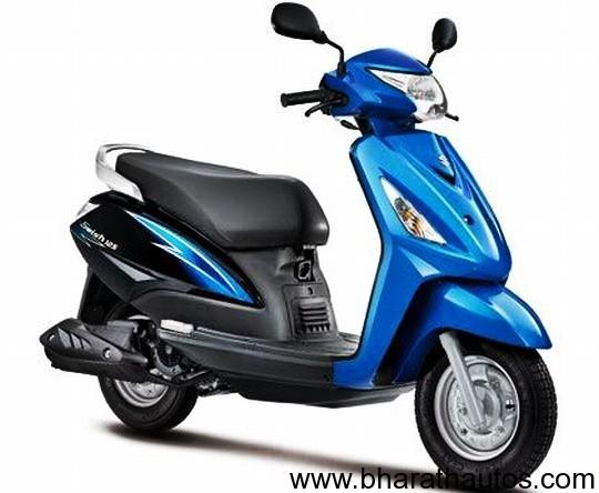 Suzuki Swish 125cc automatic scooter
