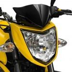 Mahindra Cevalo 125cc motorcycle - 001
