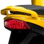Mahindra Cevalo 125cc motorcycle - 005