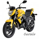 Mahindra Cevalo 125cc motorcycle