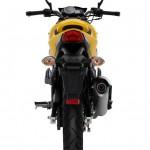 Mahindra Cevalo 125cc motorcycle - 003