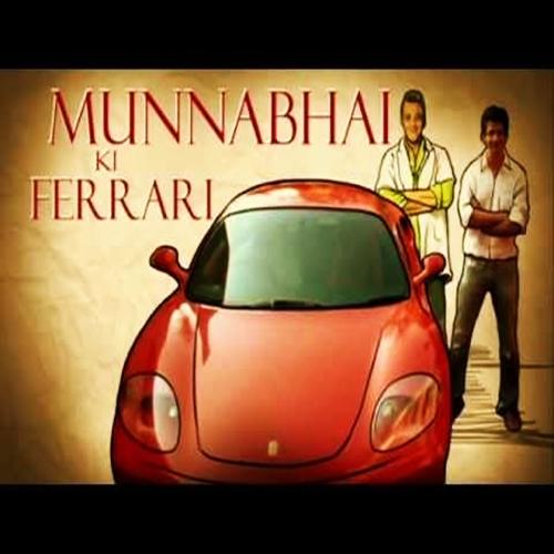 Munnabhai Ki Sawari in 'Ferrari Ki Sawari'