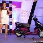 Deepika Padukone with Yamaha Motors - 002