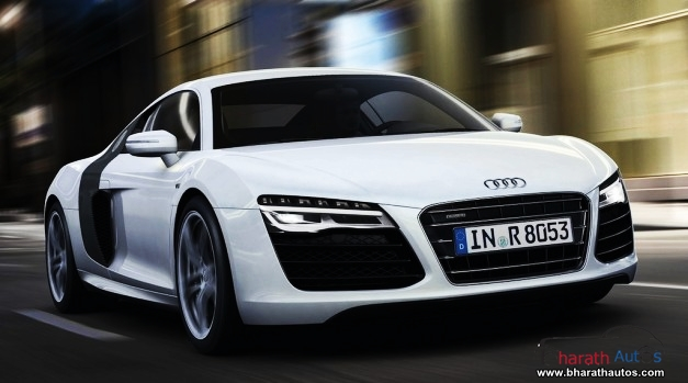 High Quality New Audi R8 U2013 001