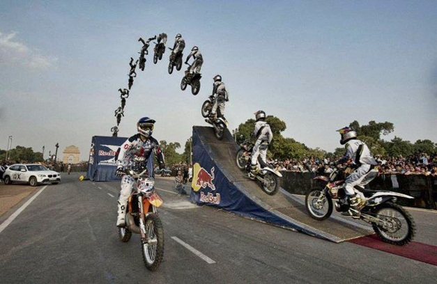 Red Bull X-Fighters Jams - High Jumps