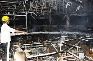 Maruti Suzuki Manesar plant gutted in major fire - 002