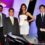 Deepika Padukone with Yamaha Motors - 001