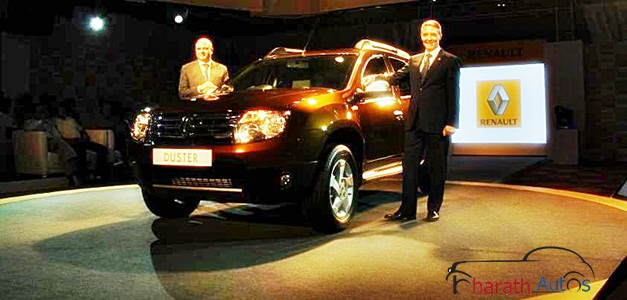 Renault Duster compact SUV launched in Delhi