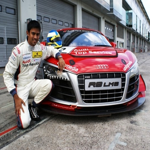 Aditya Patel to race in Audi R8 LMS Ultra