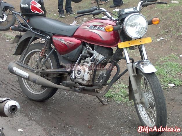 Bajaj Boxer BM100 - 001