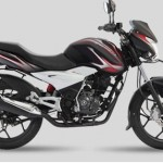 Bajaj Discover 125 ST - Red-Black