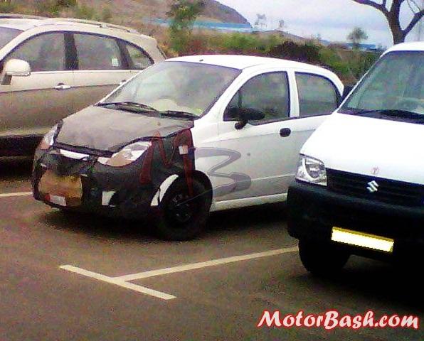 New Chevrolet Spark facelift - 001