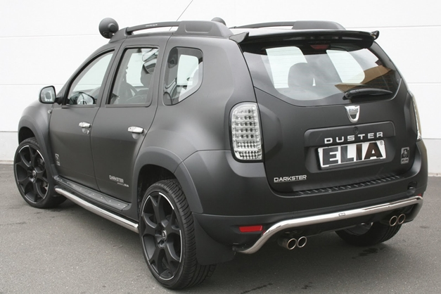 Dacia Duster Received 2 New Modification Programs From Eila