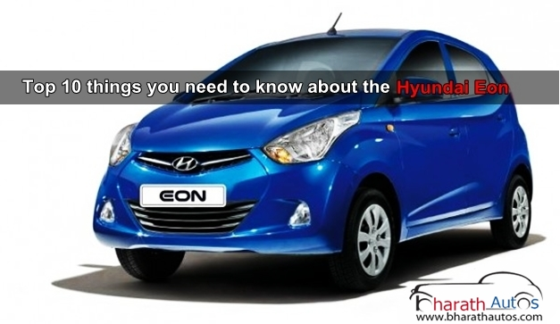 top 10 things you need to know about the hyundai eon. Black Bedroom Furniture Sets. Home Design Ideas