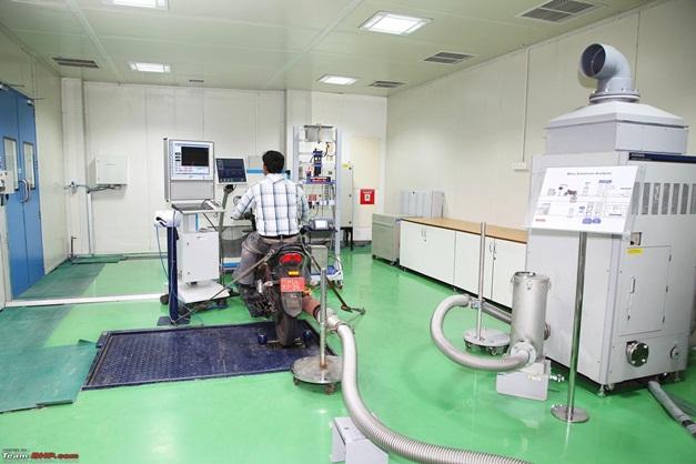 Mahindra 2-Wheelers R&D facility - 002