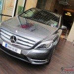 Mercedes-Benz B-Class Sports Tourer - 001