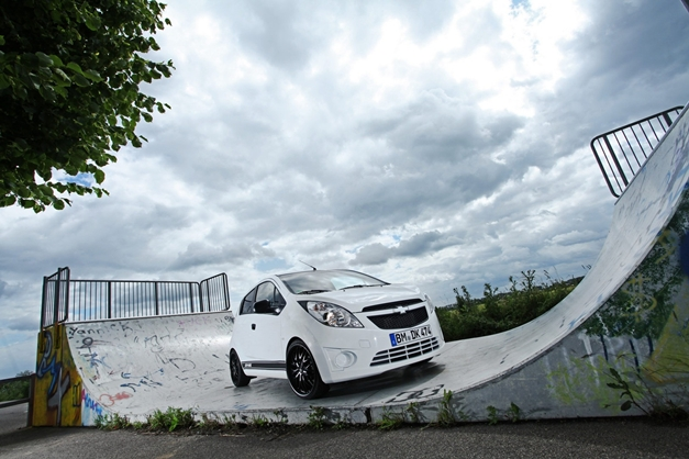 KBR tuned Chevrolet Beat - 001