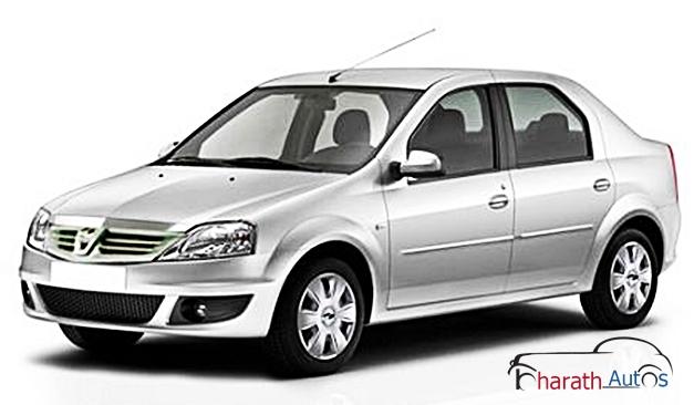 New Mahindra Verito sedan - FrontView
