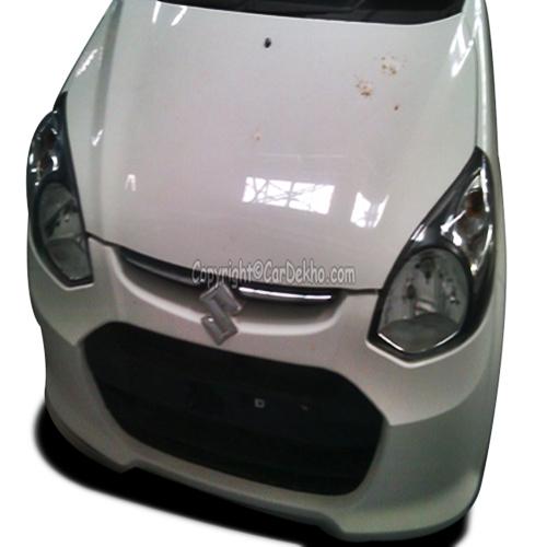 New Maruti Alto 800 hatchback