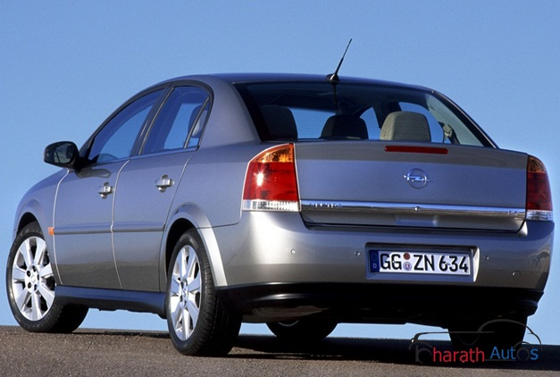 Opel Vectra - RearView