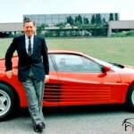 Sergio Pininfarina, Designer of Sports Cars, Passes away
