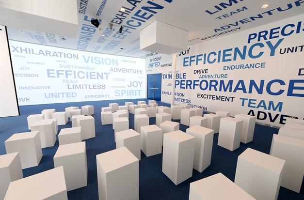 BMW's Olympic Pavilion  - 011