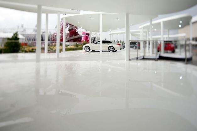 BMW's Olympic Pavilion  - 013