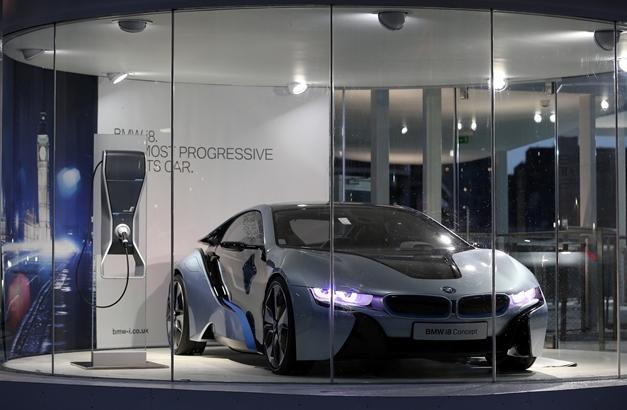 BMW's Olympic Pavilion  - 006