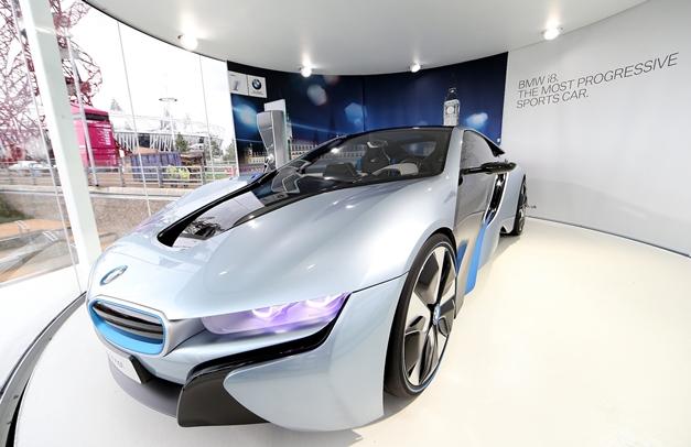 BMW's Olympic Pavilion  - 014