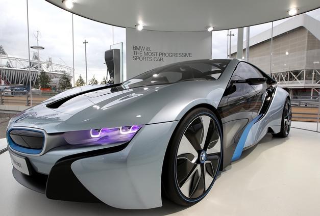 BMW's Olympic Pavilion  - 015