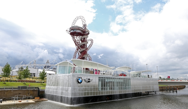 BMW's Olympic Pavilion  - 016