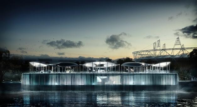 BMW's Olympic Pavilion  - 008