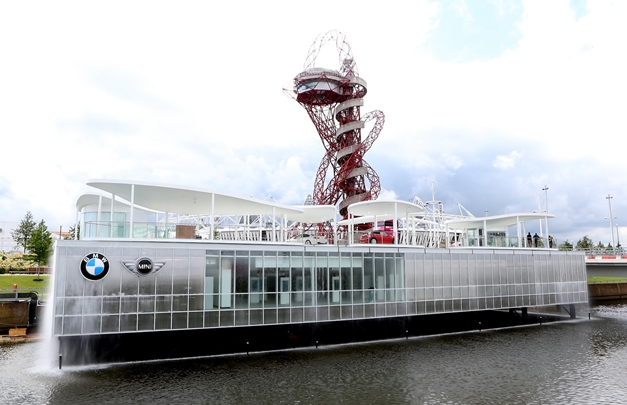 BMW's Olympic Pavilion  - 005