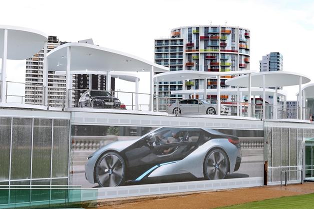 BMW's Olympic Pavilion  - 009