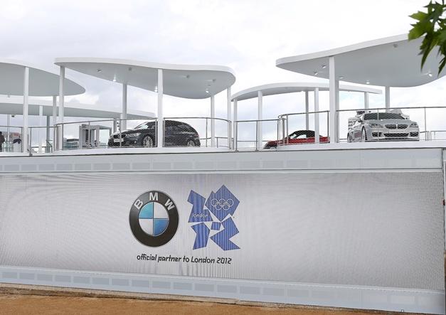 BMW's Olympic Pavilion  - 002