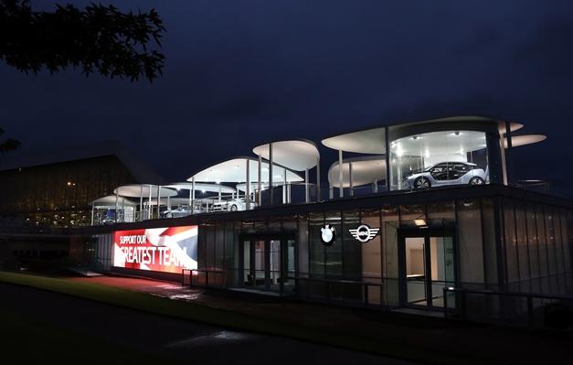 BMW's Olympic Pavilion  - 004