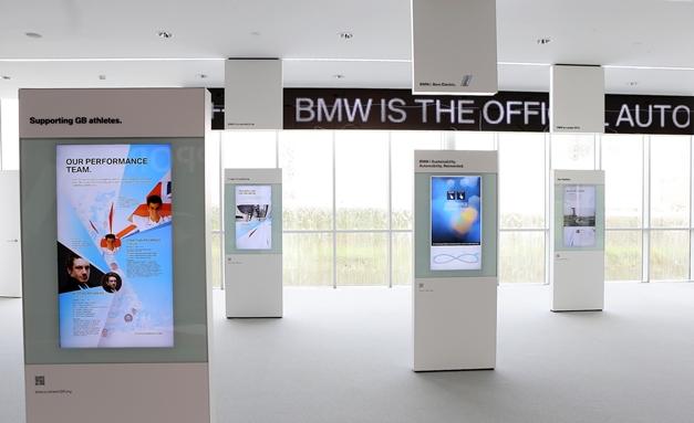 BMW's Olympic Pavilion  - 010