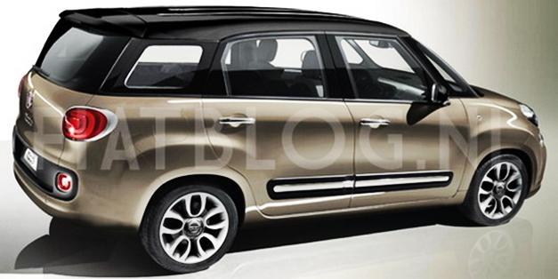 Fiat 500 7 Seater Mpv 002 Bharathautos Automobile News Updates