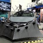 Hyundai Elantra Coupe Zombie Survival Machine - 001