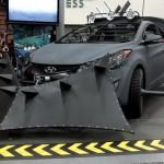 Hyundai Elantra Coupe Zombie Survival Machine - 002