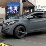 Hyundai Elantra Coupe Zombie Survival Machine - 003