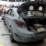 Hyundai Elantra Coupe Zombie Survival Machine - 004