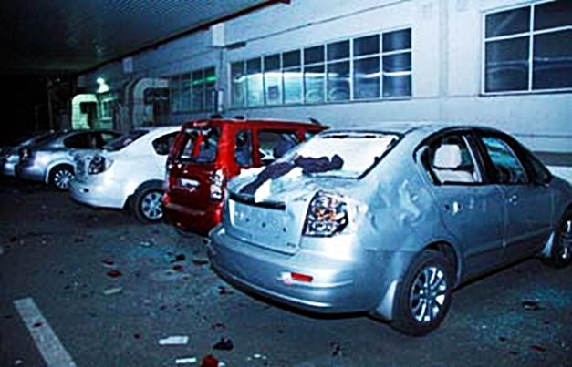 Maruti Suzuki Manesar plant gutted in major fire - 001